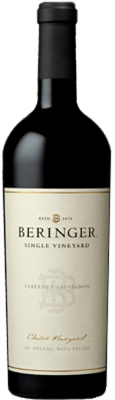 Beringer Vineyards Cabernet Sauvignon Private Reserve